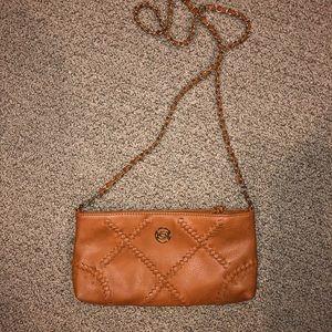 Bebe Leather Crossbody